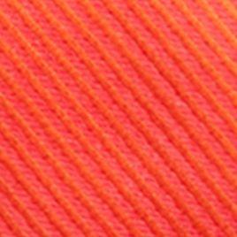 Black Tie: Orange Saddlebred Derby Twill Stripe Tie
