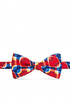 Saddlebred Happy Edd Abstract Bow Tie