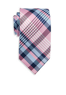 Saddlebred Nardin Big Plaid Tie