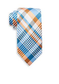 Saddlebred Puddles Plaid Tie