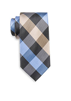 Saddlebred® Extra Long Vail Gingham Tie