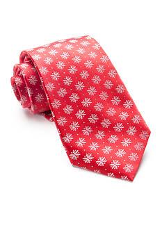 Saddlebred Extra Long Lucerne Snowflake Tie