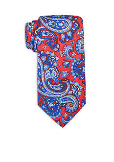 Saddlebred® Extra Long Anderson Paisley Tie