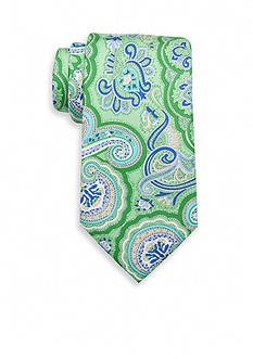 Saddlebred Everett Paisley Tie