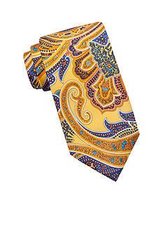 Saddlebred Polliwog Paisley Tie