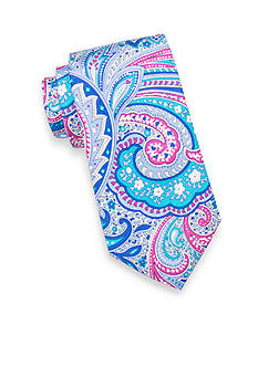 Saddlebred Sea Mamba Paisley Tie