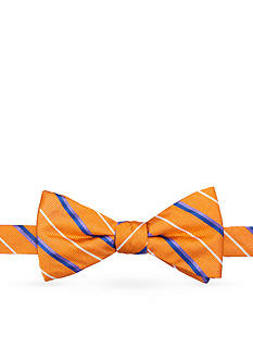 Saddlebred Pre-Tied Grand Rapids Stripe Bow Tie