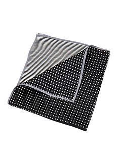 Saddlebred® Mullins Quad Pocket Square