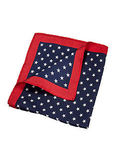 Saddlebred Monument Star Pocket Square