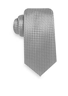 Saddlebred® Extra Long Derby Basket Weave Tie