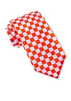 Saddlebred College Checkerboard Tie