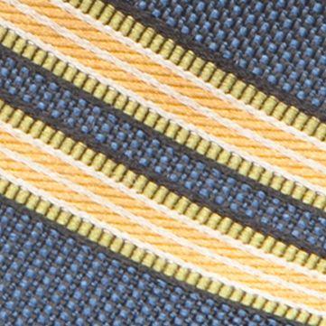 Green Tie: Green Saddlebred Jagger Stripe Tie