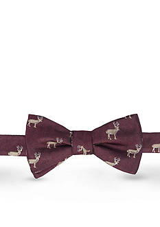 Saddlebred Hinton Deer Bow Tie