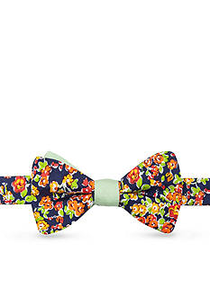 Saddlebred® Self-Tie Savage Floral Bow-Tie