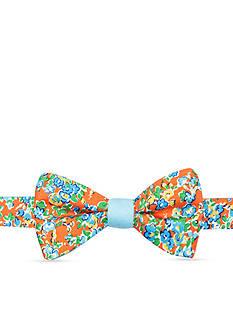 Saddlebred Self-Tie Savage Floral Bow-Tie