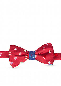 Saddlebred Reversible Naval Anchor Tie