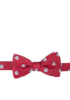 Saddlebred Self-Tie Reversible Holiday Christmas Santa Bowtie