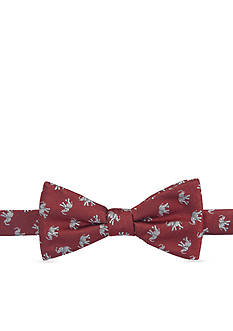 Saddlebred Novelty College Elephants Pre-Tied Bow Tie
