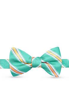 Saddlebred® Pre-Tied Salty Stripe Bow-Tie