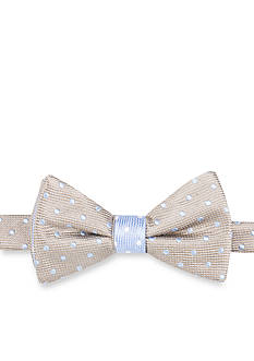 Saddlebred Pre-Tied Two Sided Verbena Dot Bow-Tie