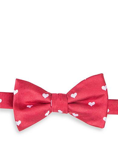 Saddlebred Pre-Tied Valentine's Day Heart Bow-Tie   Belk