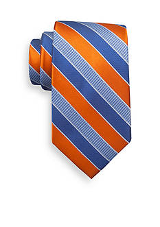Saddlebred® Extra Long Jackson Stripe Tie