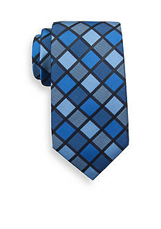 Saddlebred® Extra Long Jacob Grid Tie