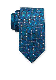 Saddlebred® Extra Long Jansen Neat Tie