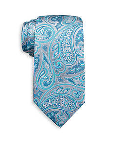 Saddlebred® Extra Long Victor Paisley Tie