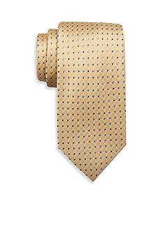 Saddlebred Extra Long Lunar Connected Neat Print Tie