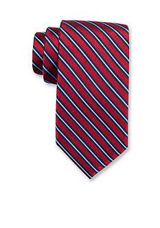 Saddlebred Extra Long Darby Stripe Tie