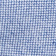 Bow Ties for Young Men: Medium Blue Saddlebred Pre-Tied Noon Oxford Solid Bow Tie