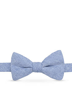 Saddlebred® Pre-Tied Noon Oxford Solid Bow Tie