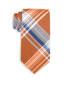 Saddlebred® Cliffton Plaid Tie