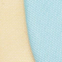 Bow Ties for Young Men: Pink/Yellow/Aqua/Light Blue Saddlebred Self-Tie Neap Chambray Quad Bow Tie