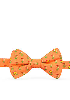 Saddlebred® Pre-Tied Sweet Pineapple Bow Tie