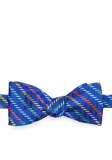 Saddlebred® Herringbone Bow Tie