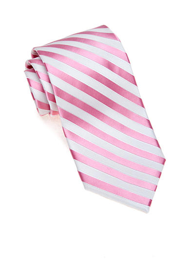 Saddlebred® Big & Tall Multi Stripe Tie