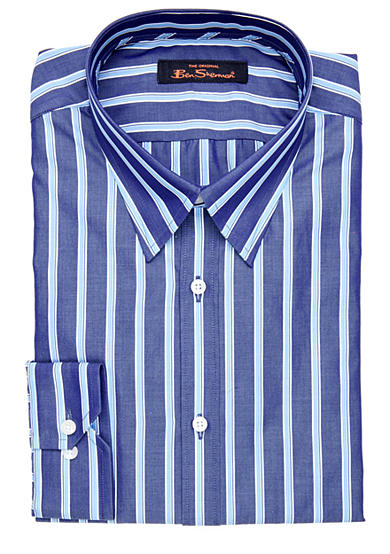 Ben Sherman® Stripe Dress Shirt
