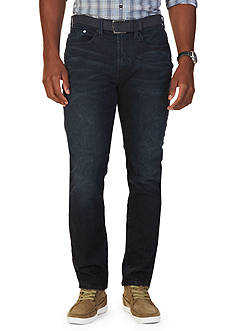 Nautica Athletic Fit Surf Blue Wash Jeans
