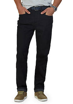 Nautica Straight Leg Seaworthy Wash Jeans