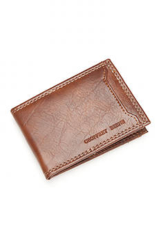 Geoffrey Beene Durham Money Clip Front Pocket Wallet
