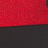 White Men's Boxer Briefs: Black/Red Calvin Klein Air FX Low Rise Trunks
