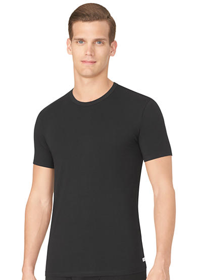 Calvin Klein 2-Pack Cotton Stretch Crewneck Tee