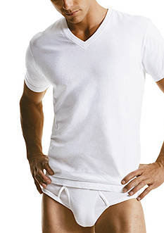 Calvin Klein Big & Tall V-Neck Tee