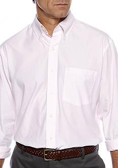 IZOD Button Down Stripe Woven Shirt