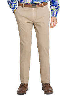 IZOD Non-Iron Advantage Performance Slim Chino Pants