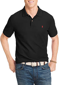 IZOD Big & Tall Advantage Core Short Sleeve Polo Shirt