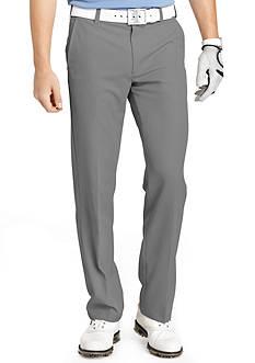 IZOD Slim Fit Flat Front Pants