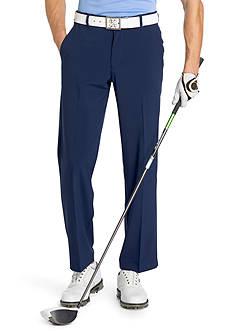 IZOD Flat-Front Straight-Fit Swing Flex Pants